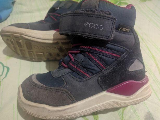 Сапожки, ботинки Ессо 24 размер.