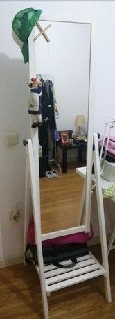 Espelho de pé quarto