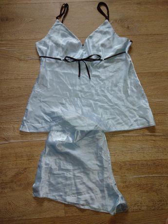 Piżama satynowa :)