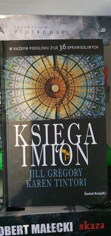 Ksiega imion - Jil Gregory, Karen Tintori