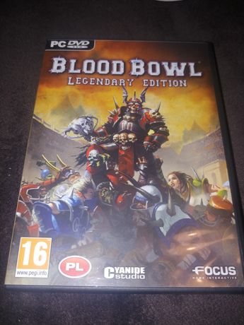 PC Blood Bowl Gra