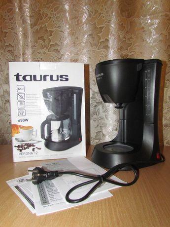 НОВАЯ! Кофеварка Taurus Verona из Испании