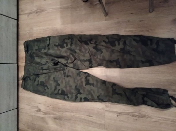 Moro wojskowe spodnie i kurtka