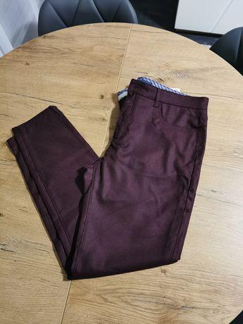 Zara męskie spodnie wizytowe rozmiar 34