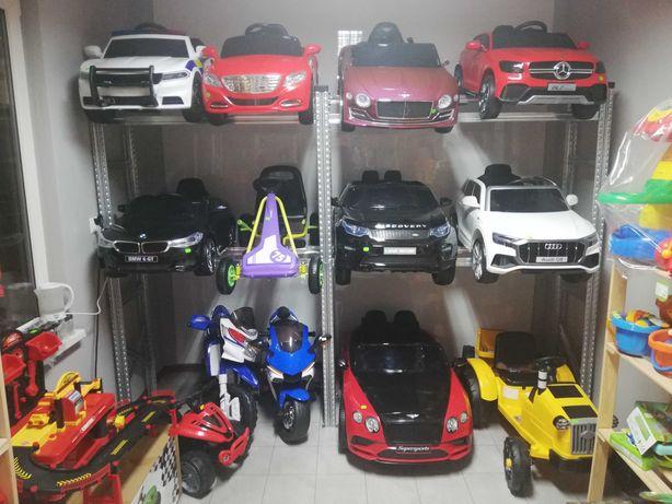 Samochody Auta Autka Pojazdy na akumulator elektryczne dla dzieci