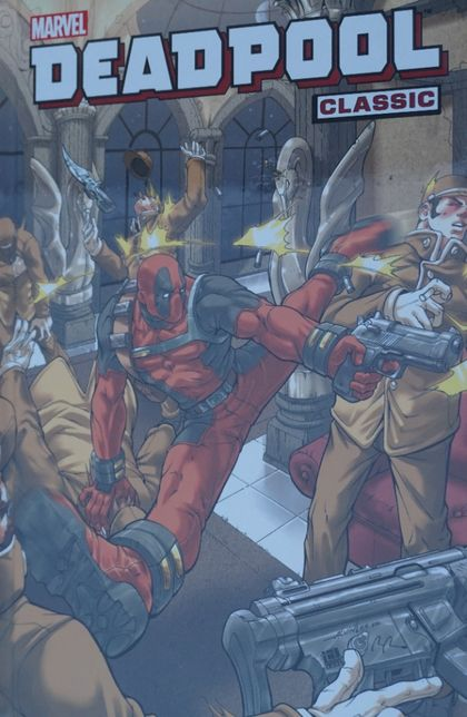 Komiks DEADPOOL Classic tom 9