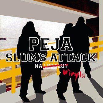 PEJA Slums Attack - Na Legalu? 2LP winyl Legendarny KLASYK