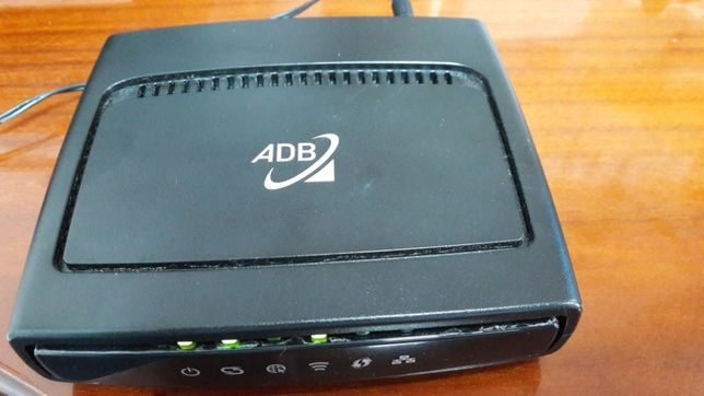 Router marca ADB -PDG A1000G