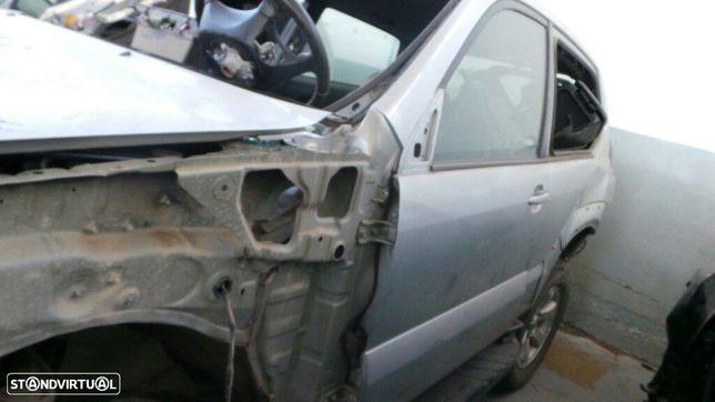 Porta Frente Esquerda Toyota Land Cruiser Prado (_J12_)