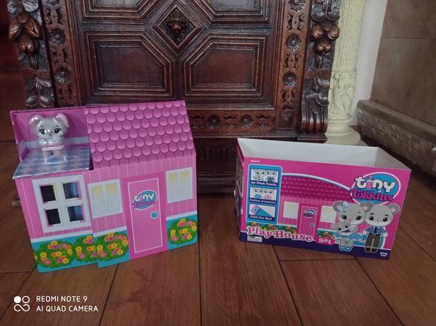 tiny Tukkins Play House Set