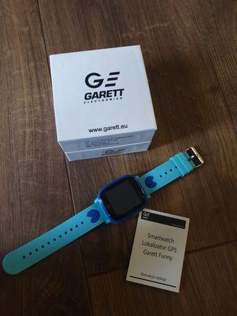 Smartwatch lokalizator GPS garett funny