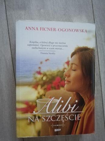 Anna Ficner Ogonowska Szczęście w cichą noc