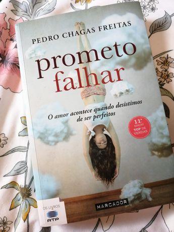 Prometo Falhar | Pedro Chagas Freitas