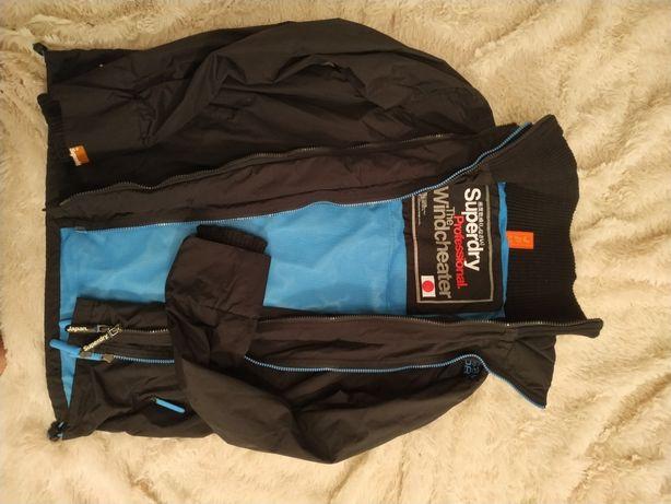 Ветровка, куртка Superdry, новое состояние