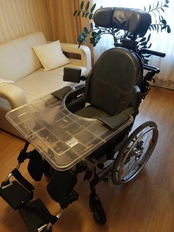 Wózek inwalidzki wielofunkcyjny