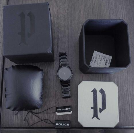 Relógio Police Horinzon Skin Homem Embalagem Original