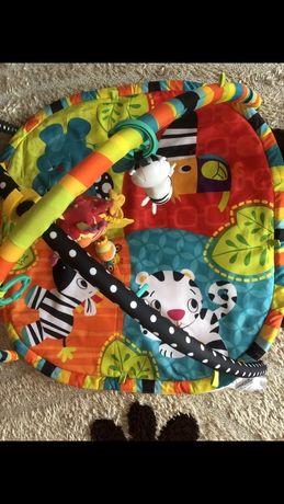 """Розвиваючий коврик Bright Starts """"Spots & Stripes Safari"""""""
