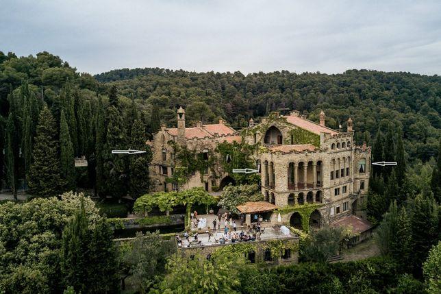 Una planta en mansión señorial a 45km de Barcelona