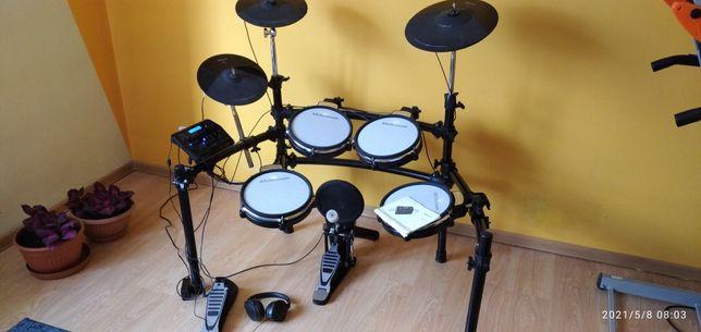 Perkusja elektroniczna Millenium MPS 750x  Mesch head jak Roland,super