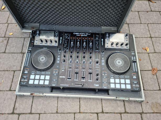 Denon dj MCX8000 plus Case