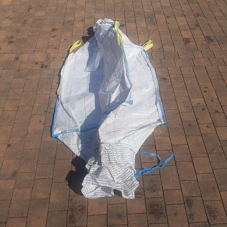 Worki BigBag 120x90x90cm - punkt odbioru w Mielecu