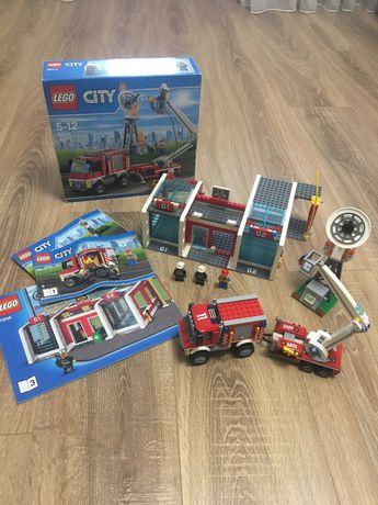 Лего пожарная часть, 60111 / 7208