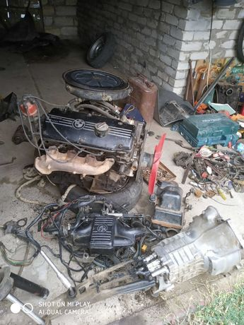 Двигатель BMW 1.8 m10