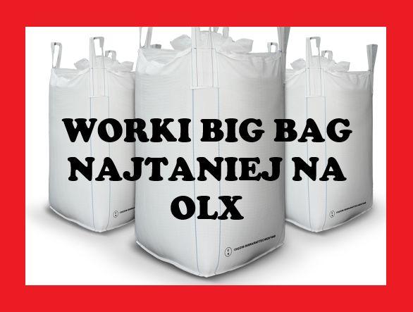 Worki BIG BAG używane sprzedaż hurtowa i detaliczna duży wybór!