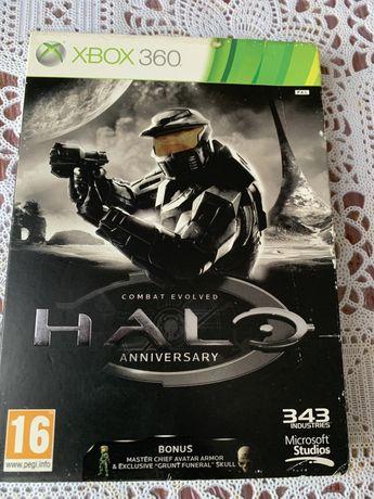 Gra xbox 360 Halo Anniversary