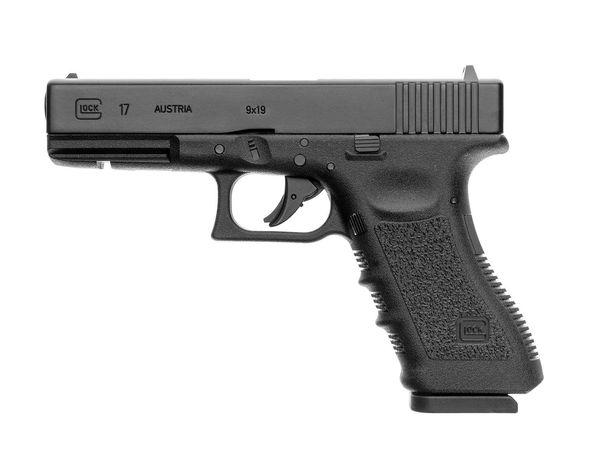 Wiatrówka  Pistolet Glock 17 Blow Back Diabolo/BB 4,5 mm