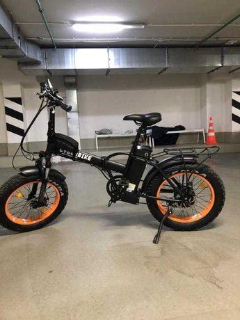 Электровелосипед с мотором 500W