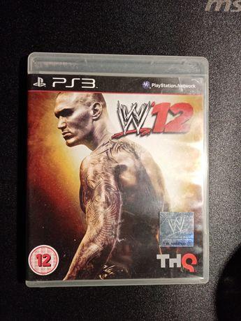WWE'12 - GRA na PS3