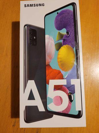 Telefon Samsung A51 nowy fabrycznie nieotwierany