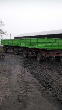 Przyczepa rolnicza D47B