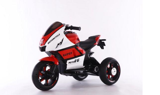 Motor SUPER Motorcycle na akumulator dla dzieci Nowy Model HIT!