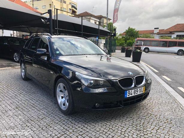 BMW 525 d touring Manual