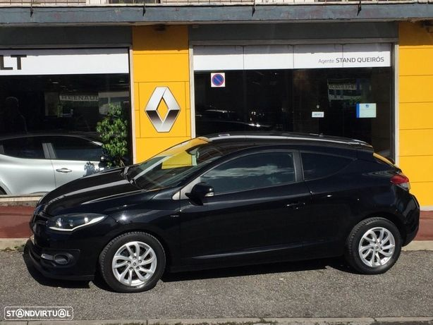 Renault Mégane Coupe C.1.5 dCi Limited SS