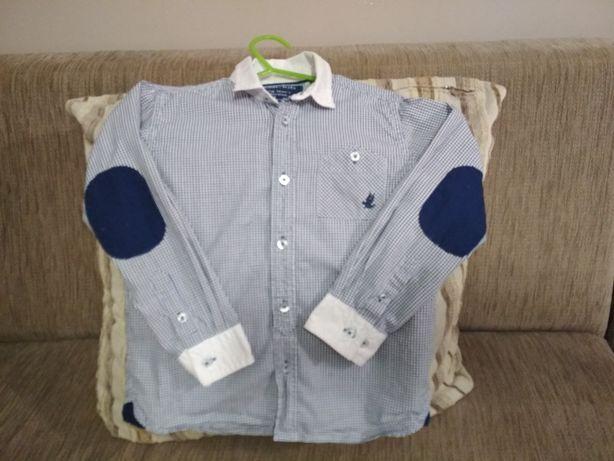 Elegancka koszula dla chłopca marki Cool Club (rozmiar 116cm)
