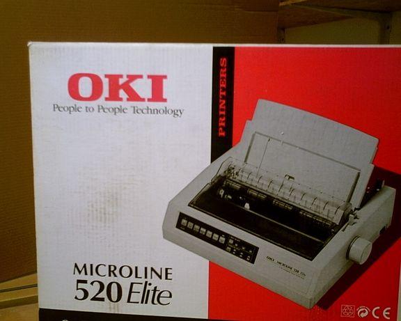 Nowa drukarka OKI 520 Elite w cenie głowicy