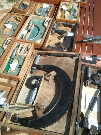 Инструменты измерительный инструмент микрометр