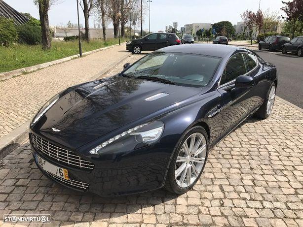 Aston Martin Rapide V12 Touchtronic 2