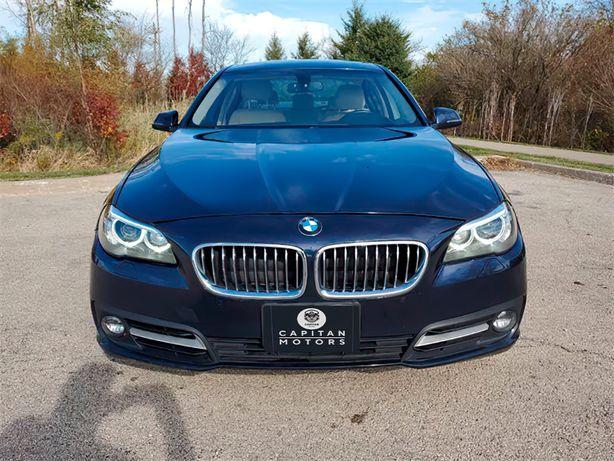 BMW 528 xDrive 2015