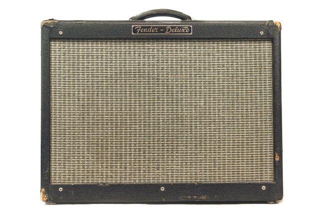 Fender Hot Rod Deluxe lampwe combo gitarowe USA Celestion G12 V-type