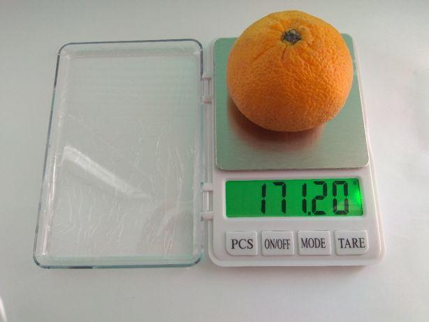 Весы ювелирные до 600 грамм точность 0.01