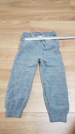 Spodnie 92 wełna