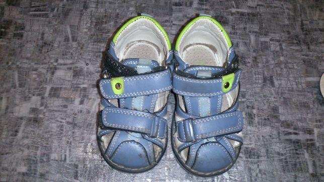 Сандали 21 размер летняя обувь 12 см стелька