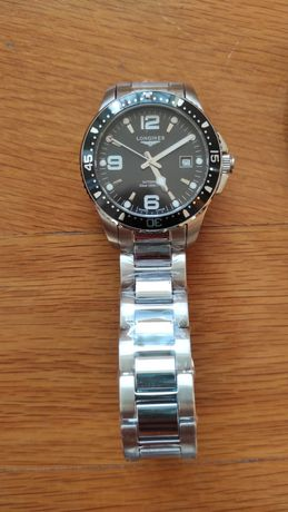Relógio automático Longines sport hydroconquest Rolex omega