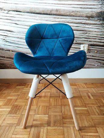 Super cena krzesło skandynawskie biorno