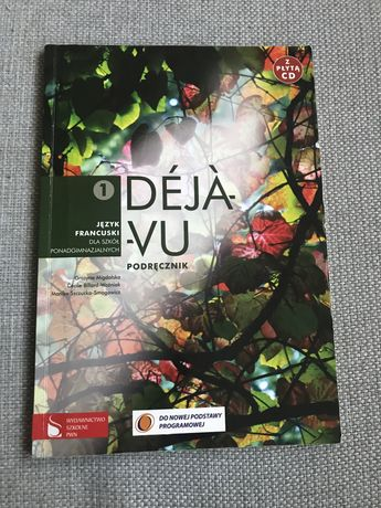 Podręcznik Déjà-vu język francuski