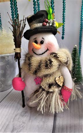 *** Снеговик ***